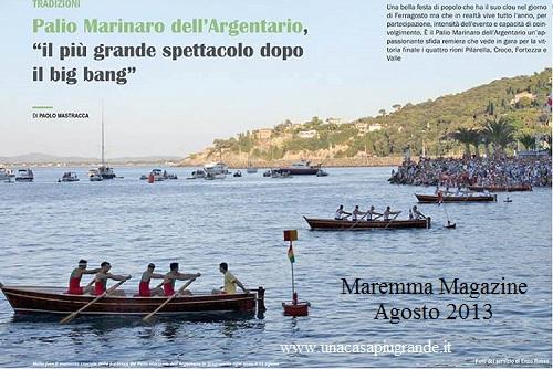 Palio marinaro dell'Argentario