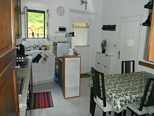 La nostra vera stanza diurna - la cucina