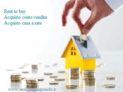 Il rent to buy rivoluzioner il mercato immobiliare for Acquisto casa milano