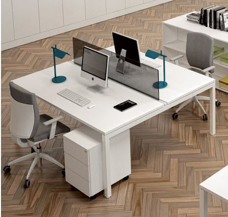 ufficio a 2 posti