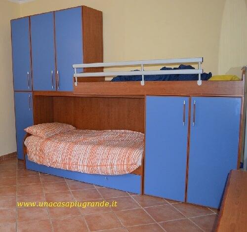 Scegliere il letto singolo comprare e vendere casa for Mobilio completo casa