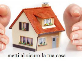 casa assicurata