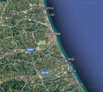 Giulianova in Abruzzo