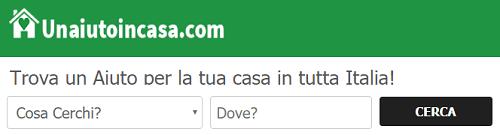 unaiutoincasa.com
