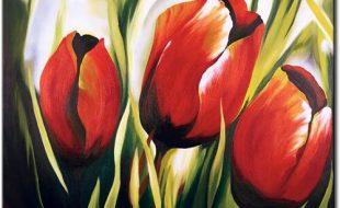 tulipani in arte
